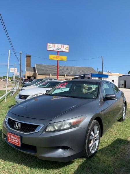 Honda Accord Cpe 2009 price $9,950