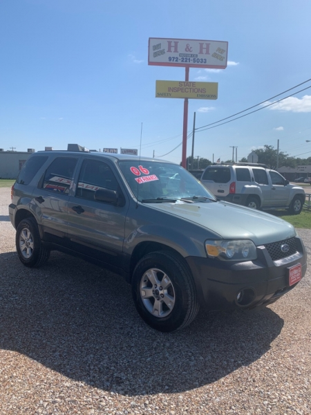 Ford Escape 2006 price $7,950