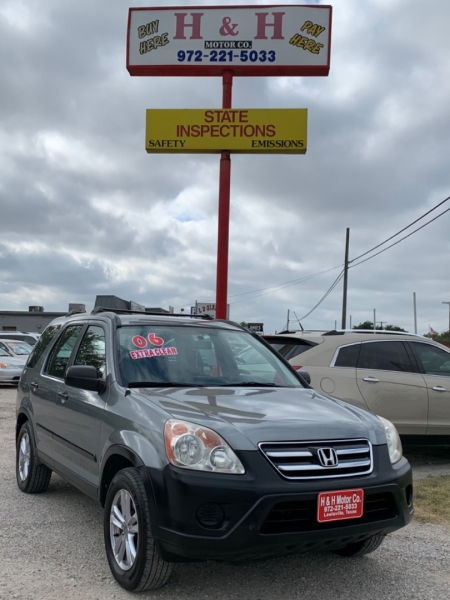 Honda CR-V 2006 price $6,950