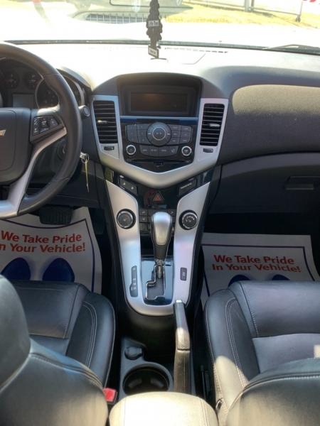 Chevrolet Cruze 2012 price $7,950