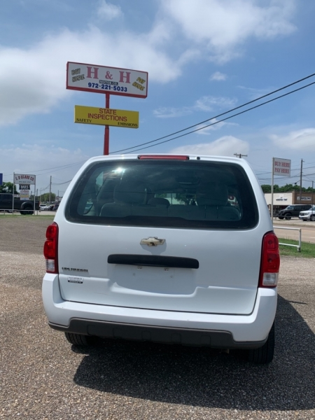 Chevrolet Uplander 2005 price $8,950
