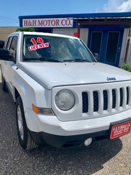 Jeep Patriot 2014 price $14,500