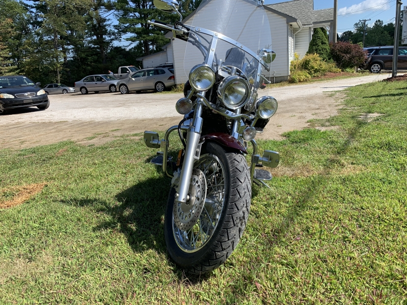 Yamaha V Star 2007 price $3,995