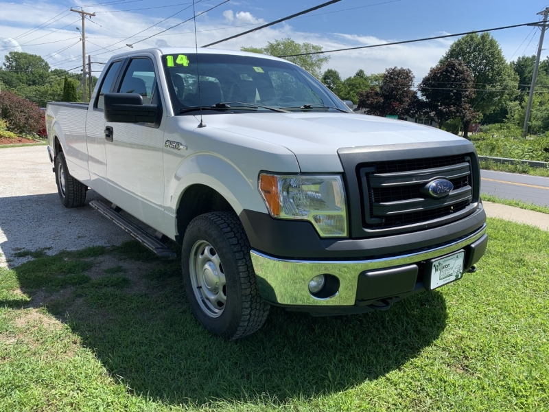 Ford F-150 2014 price $10,985