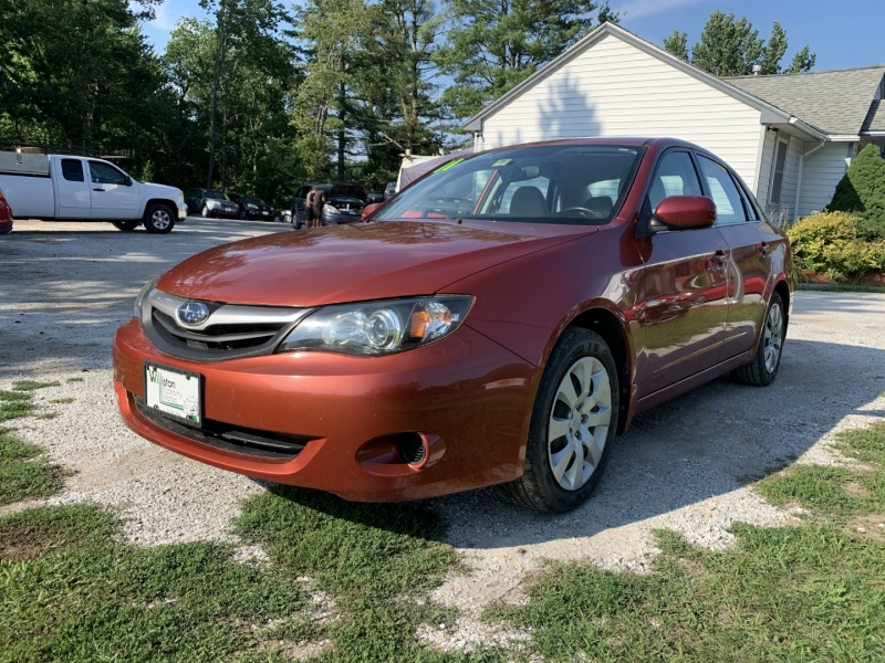 Subaru Impreza 2011 price $5,785