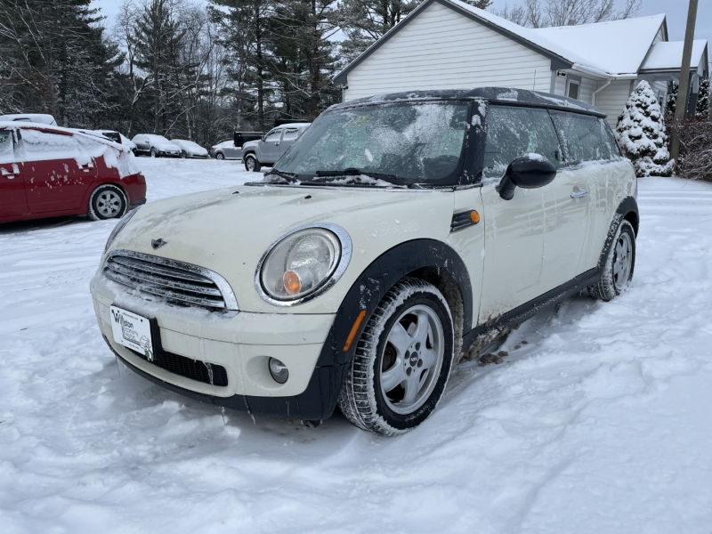 Mini Cooper Clubman 2009 price $3,995