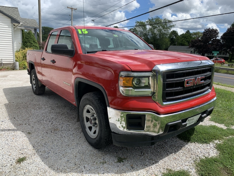 GMC Sierra 1500 2015 price $14,985