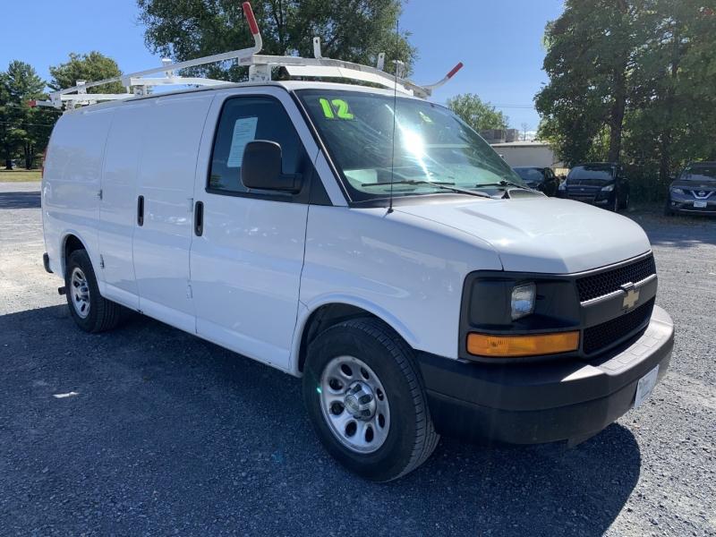 Chevrolet Express Cargo Van 2012 price $8,895