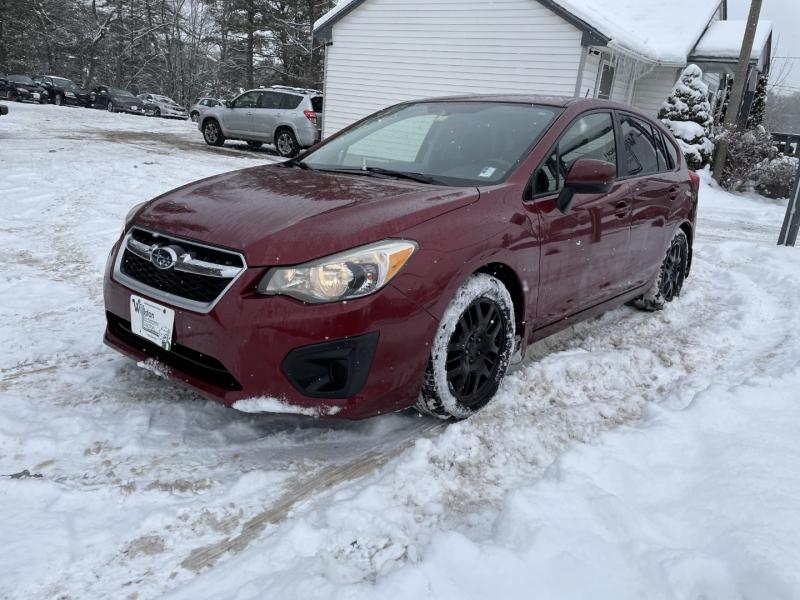 Subaru Impreza 2013 price $6,995