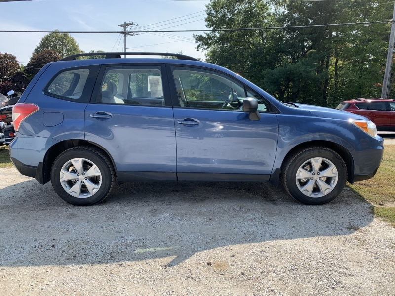 Subaru Forester 2015 price $9,795