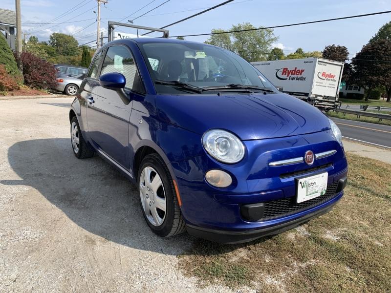 Fiat 500 2013 price $4,895