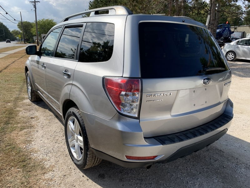 Subaru Forester 2010 price $4,995