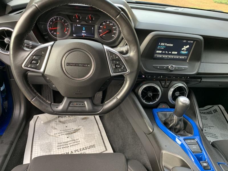 Chevrolet Camaro 2017 price $19,985