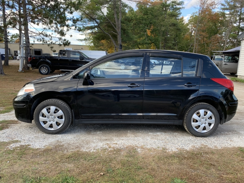 Nissan Versa 2008 price $3,985