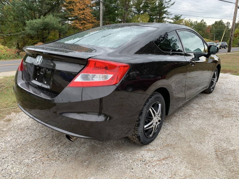 Honda Civic Coupe 2013 price $6,895