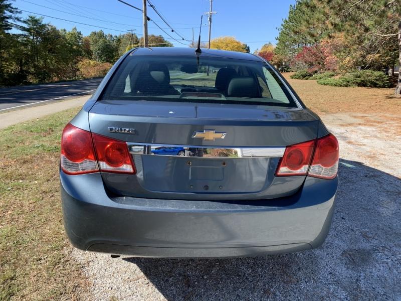 Chevrolet Cruze 2012 price $5,595