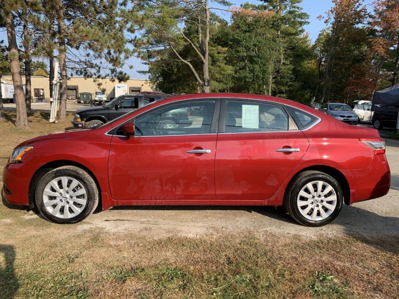 Nissan Sentra 2014 price $5,895