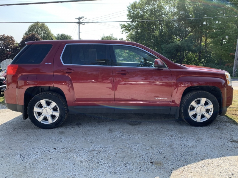 GMC Terrain 2011 price $7,895