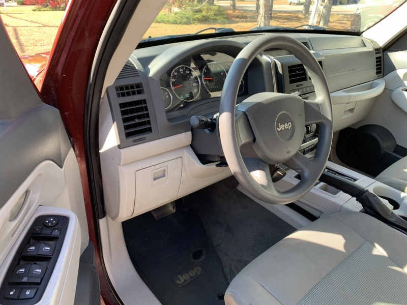 Jeep Liberty 2008 price $3,995