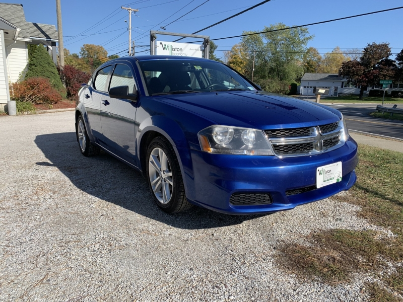 Dodge Avenger 2014 price $5,995