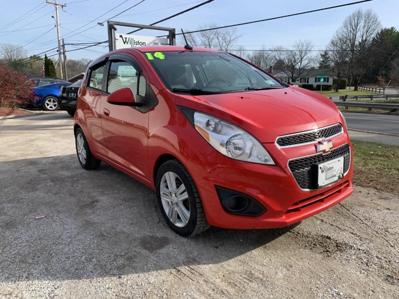 Chevrolet Spark 2014 price $5,985