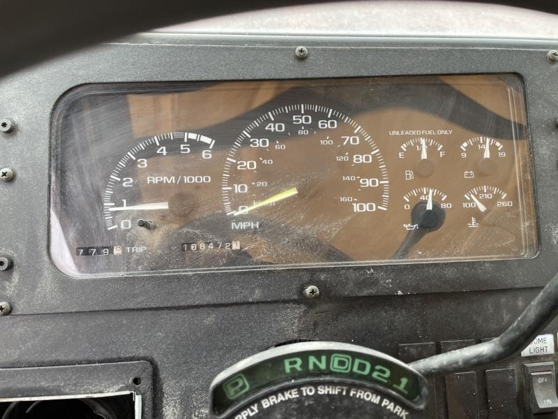 Workhorse P420 2003 price $9,985