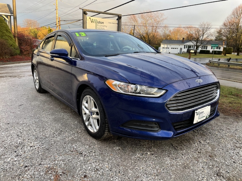 Ford Fusion 2013 price $7,895