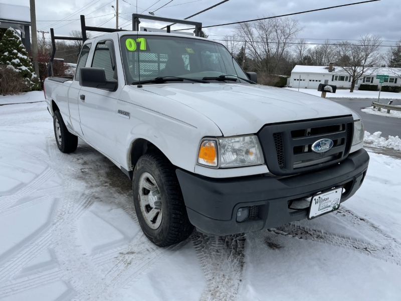 Ford Ranger 2007 price $4,895