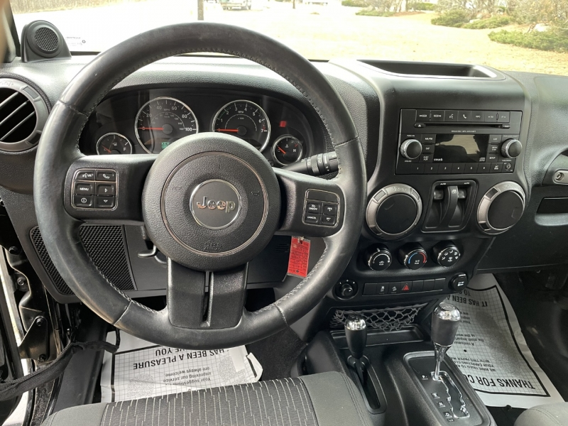 Jeep Wrangler 2012 price $14,895