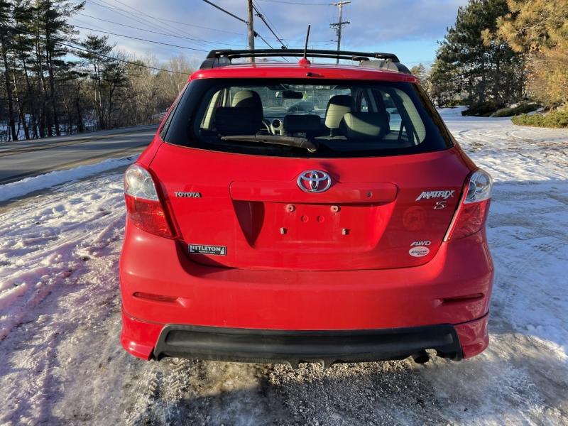 Toyota Matrix 2009 price $6,895