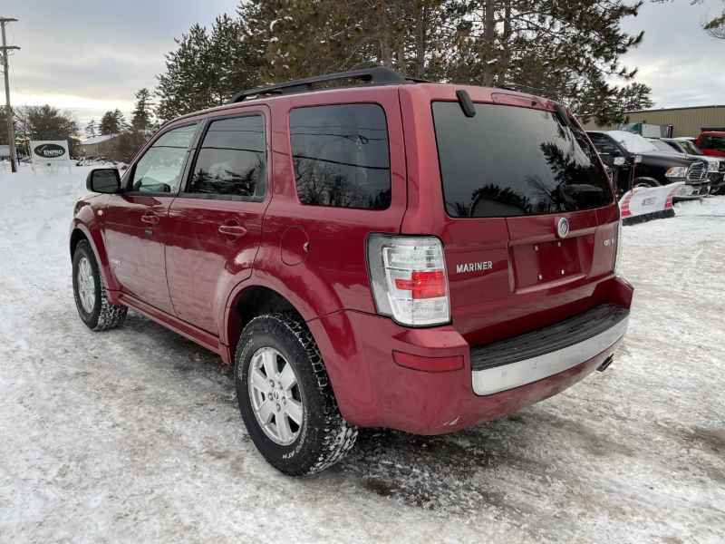 Mercury Mariner 2008 price $4,895