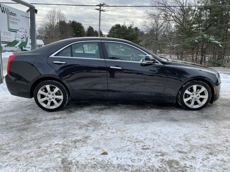 Cadillac ATS Sedan 2015 price $19,895