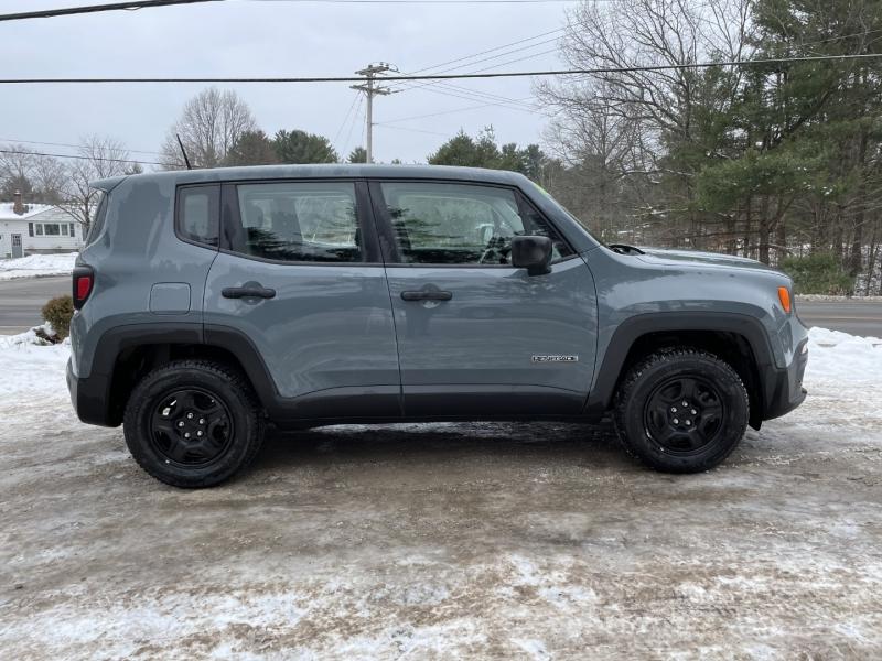 Jeep Renegade 2018 price $13,995
