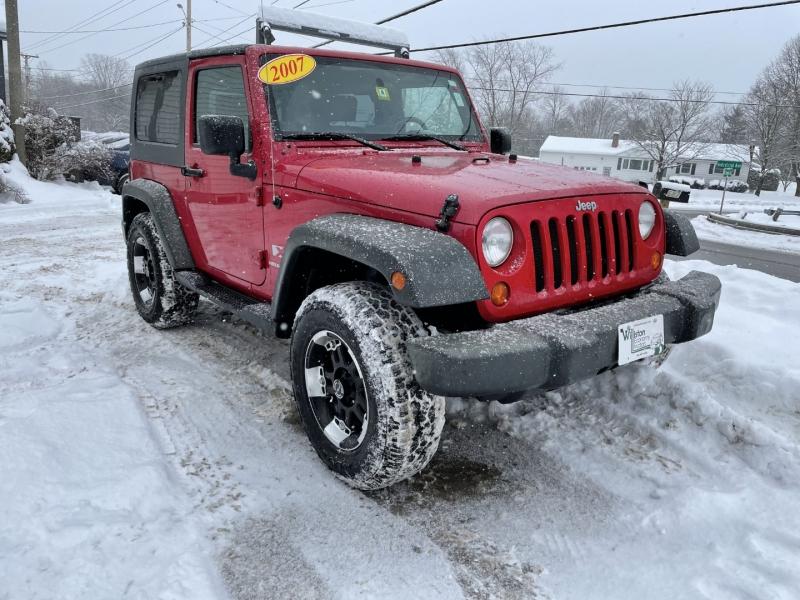 Jeep Wrangler 2007 price $9,975