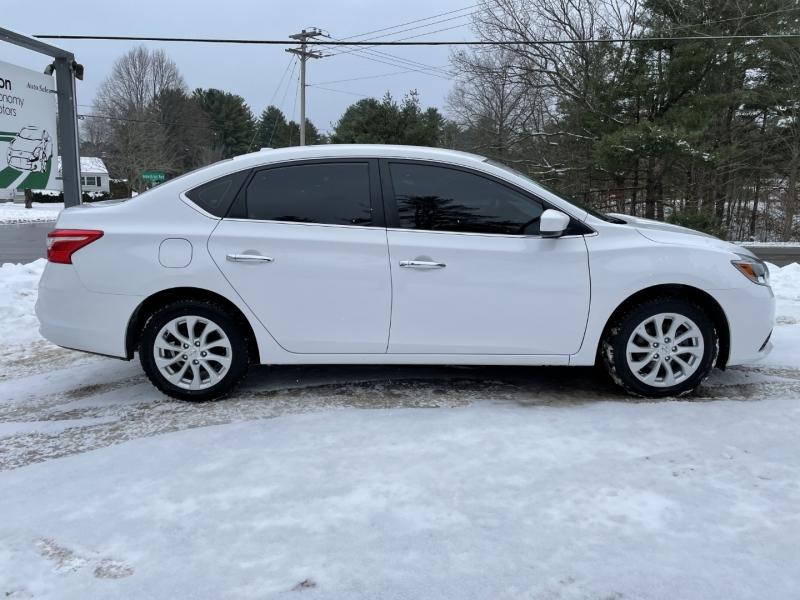 Nissan Sentra 2018 price $8,995