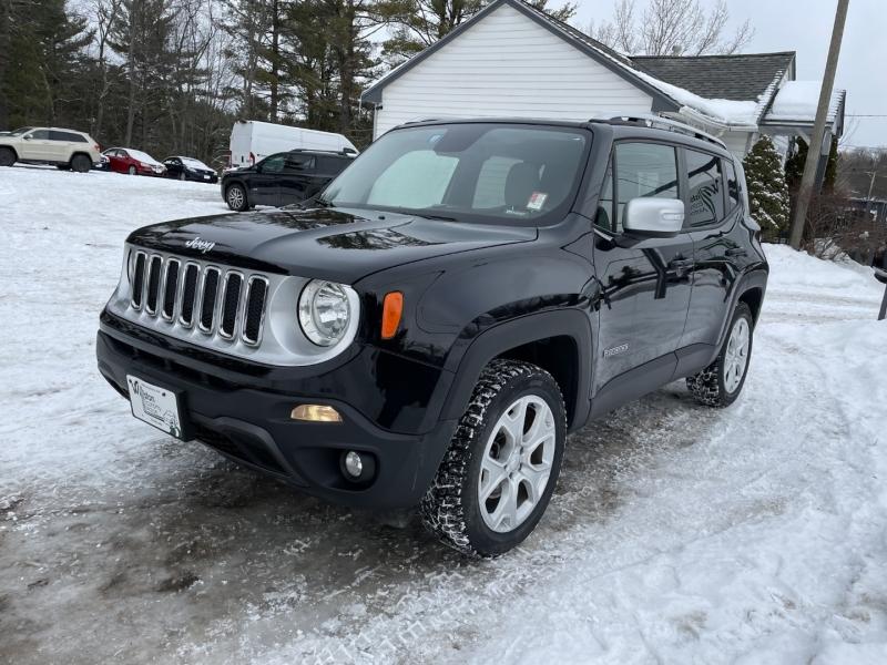 Jeep Renegade 2015 price $9,985