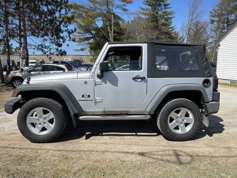 Jeep Wrangler 2008 price $10,995