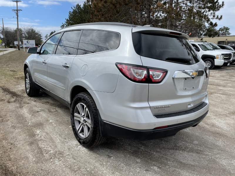 Chevrolet Traverse 2017 price $14,895