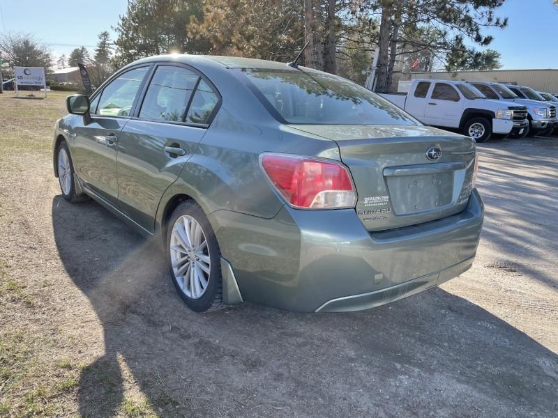 Subaru Impreza 2014 price $8,895