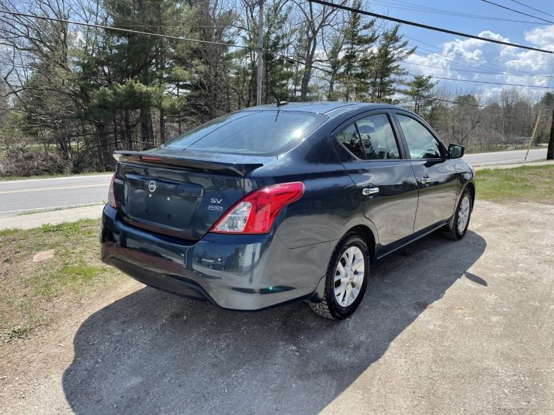 Nissan Versa 2017 price $7,895
