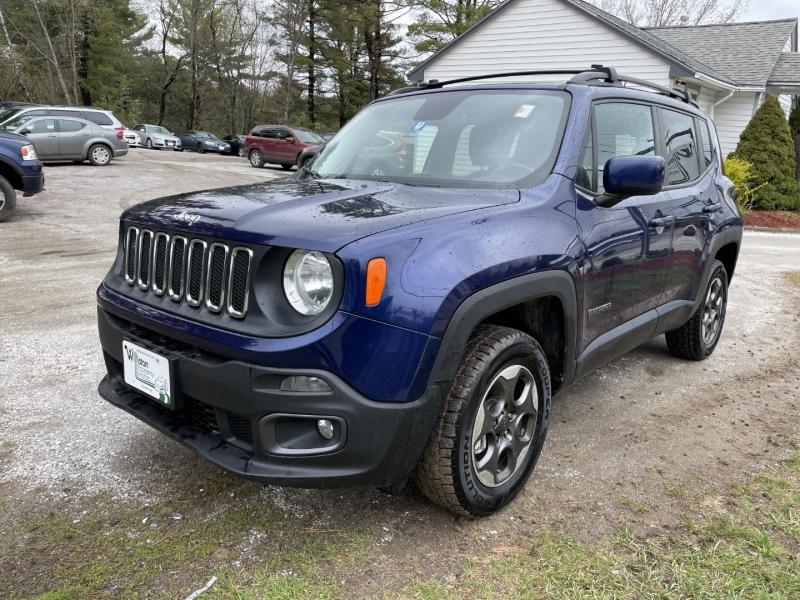 Jeep Renegade 2016 price $12,795