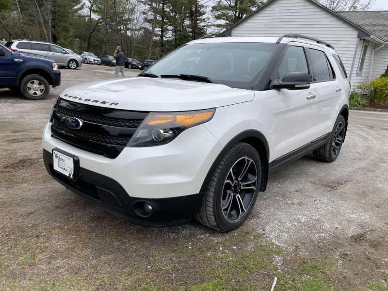 Ford Explorer 2014 price $14,895