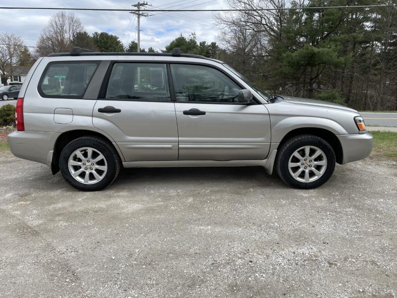 Subaru Forester 2005 price $3,895
