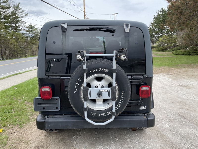 Jeep Wrangler TJ 2001 price $9,985