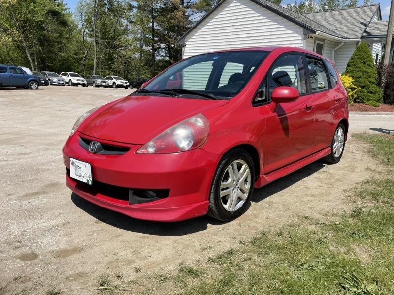 Honda Fit 2007 price $3,985