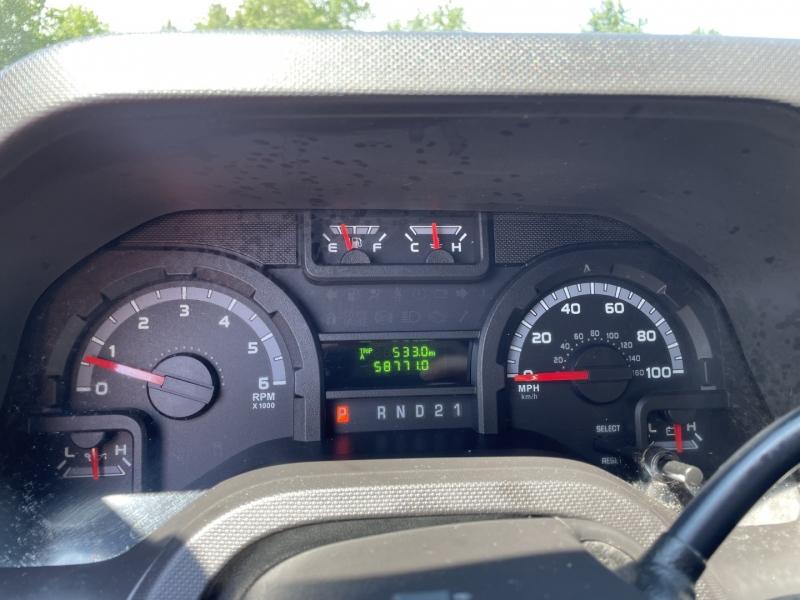 Ford Econoline Cargo Van 2011 price $19,985