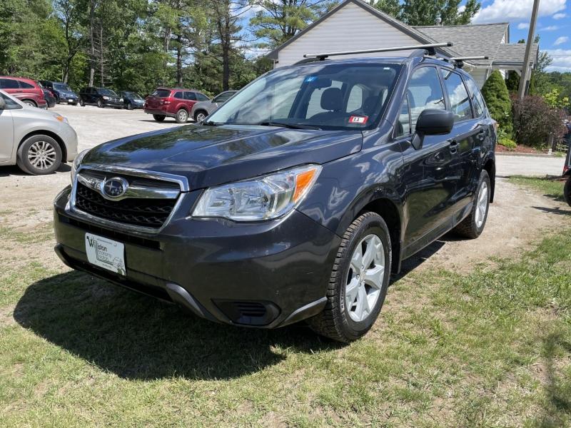 Subaru Forester 2015 price $12,895
