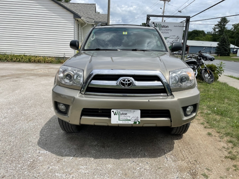 Toyota 4Runner 2007 price $8,985