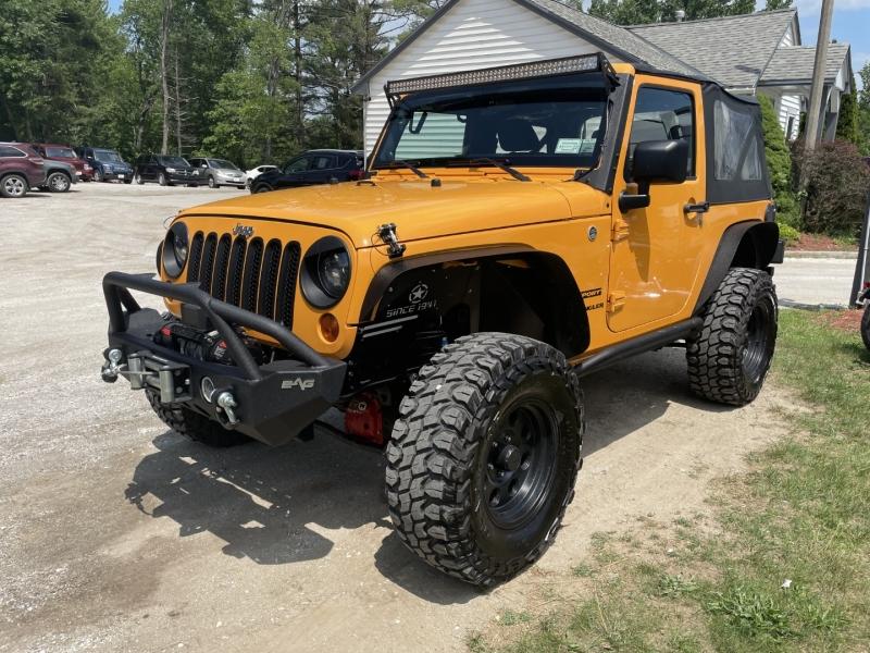 Jeep Wrangler 2012 price $24,985