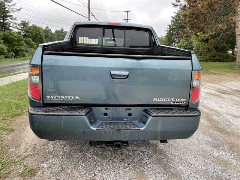 Honda Ridgeline 2006 price $7,895